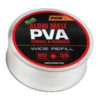 Fox Edges Slow Melt PVA Wide Refill 35mm