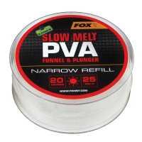 Fox Edges Slow Melt PVA Narrow Refill 25mm