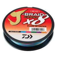 J-Braid Grand X8 150m Multi Color - Main