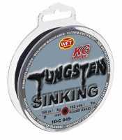WFT KG Tungsten Sinking Black 150m