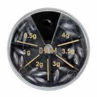 DAM Olive Lead Dispenser 80g 0,5-4,0g