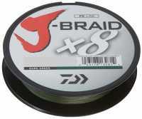 Daiwa J-Braid X8 150m Green