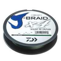 Daiwa J-Braid X4 geflochtene Angelschnur