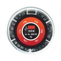 DAM Split Shot Dispenser Fine 70g 0,2-1,0g