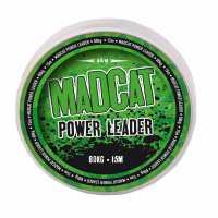 DAM MadCat Power Leader Brown 0,80mm 15m 80kg