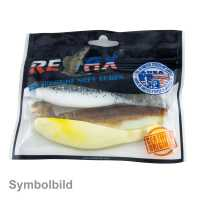 """Relax Kopyto-River 5"""" Farbmix WEISS 13cm 4x Front"""