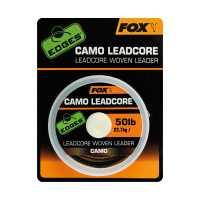 Camo Leadcore Woven Leader Symbolbild
