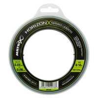 Fox Matrix Horizon X Tapered Leaders 12m x5 8-12lb