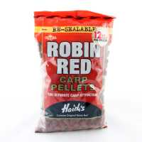 Dynamite Baits Robin Red Drilled Pellet Pckg