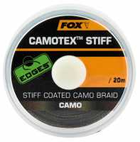Camotex Stiff Coated Camo Braid
